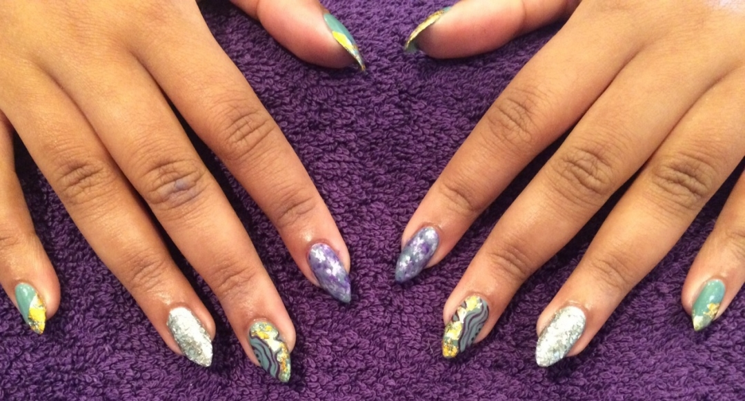 Gelish Designs With Urban Cowgirl Collection Nail Harmony Education