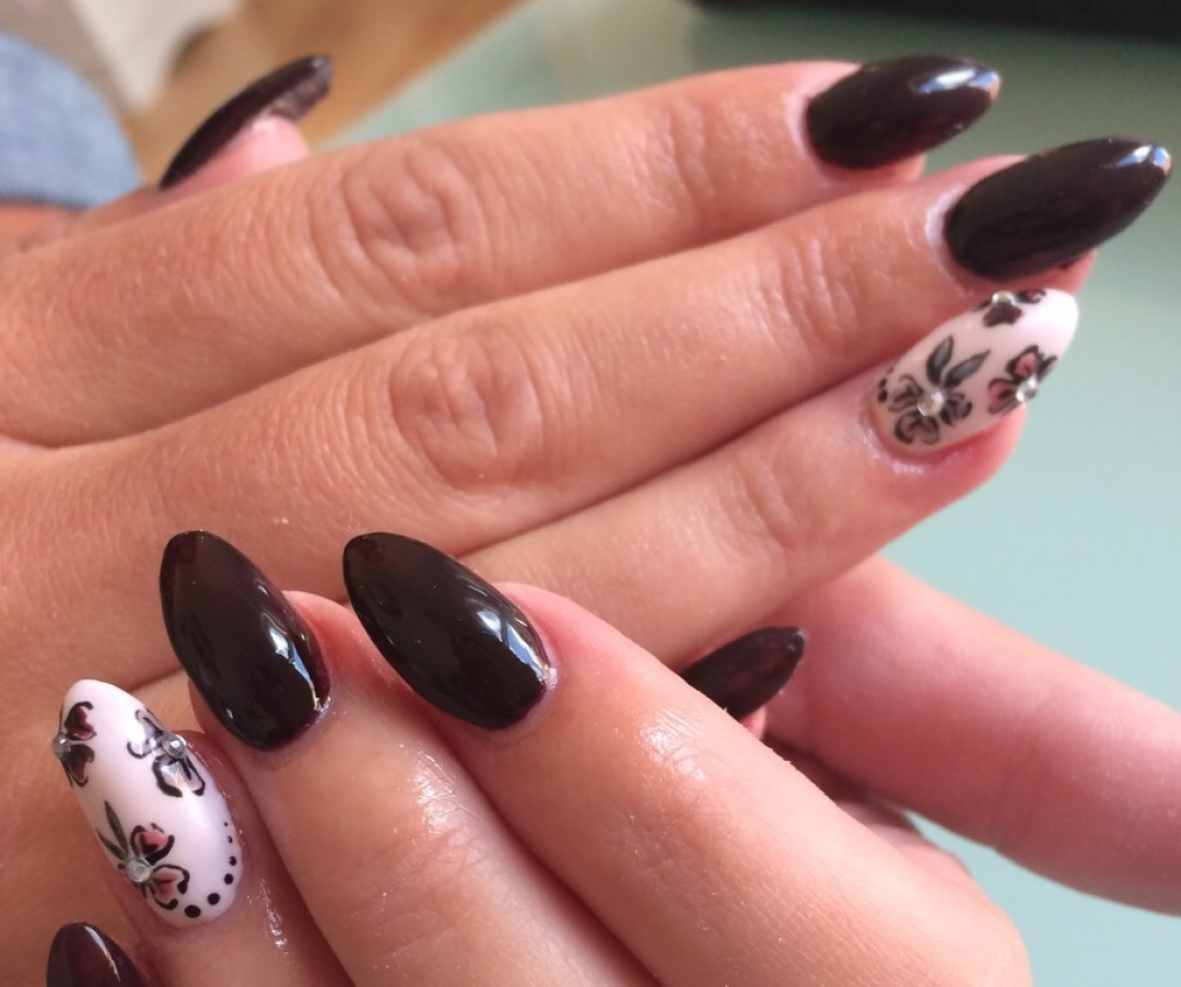 Gelish Design With Urban Cowgirl Collection Pt 2 Nail Training