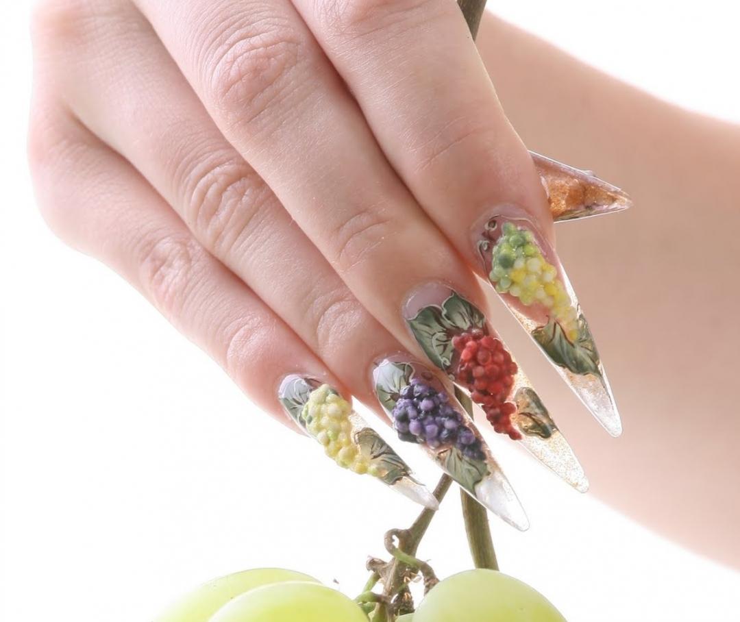Nail Design With Szilvia Egerszegi | Nail Harmony Education