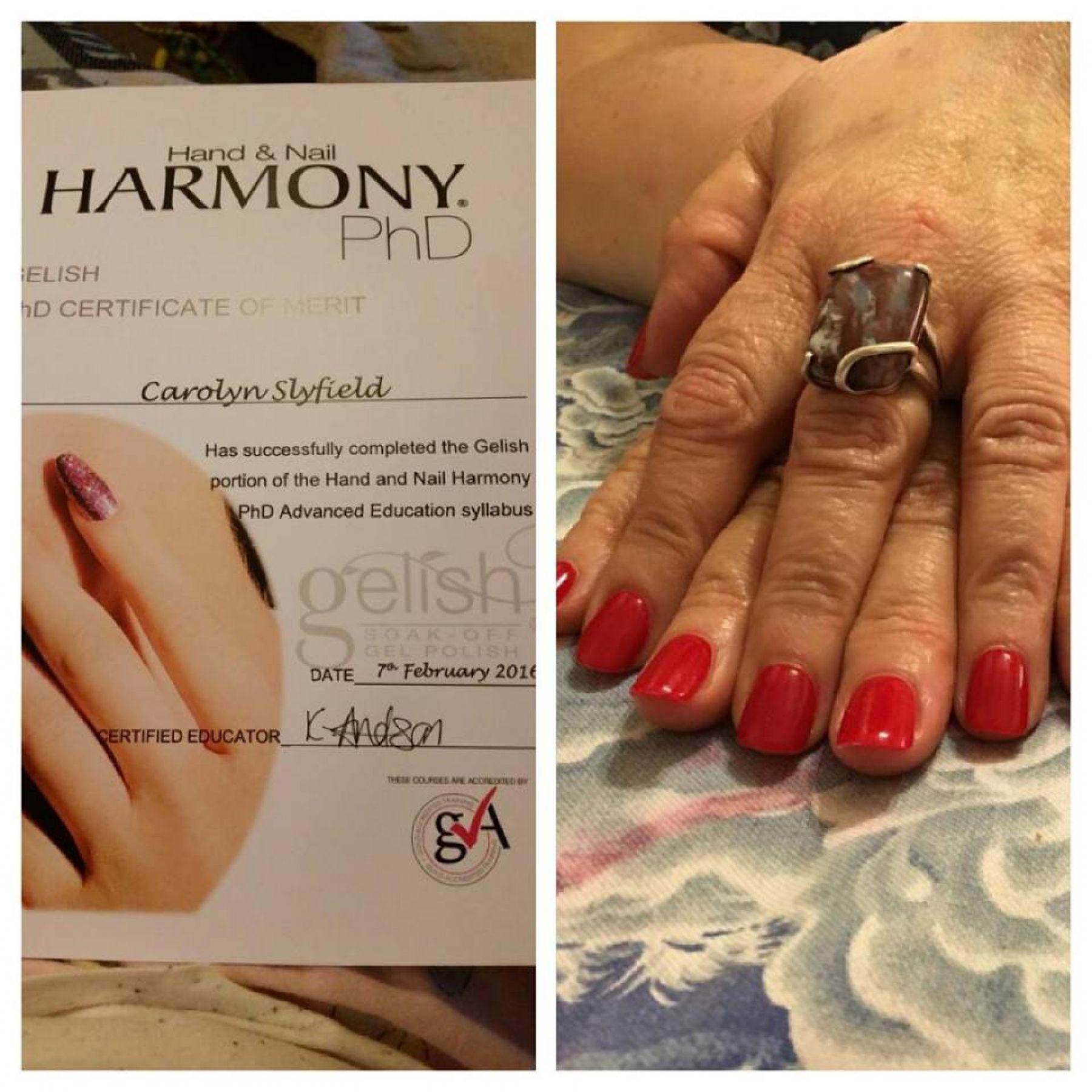 PHD Courses with Nail Harmony UK   Nail Training Blog from Nail ...