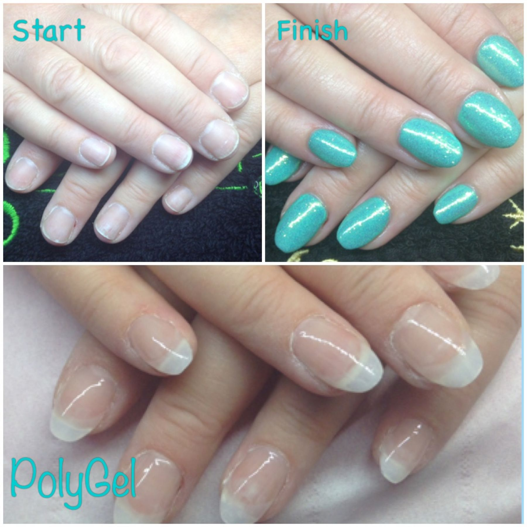 Polygel Testimonial Debbie Checkley
